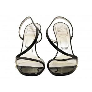 Roger Vivier Black Sandals