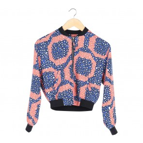 Monki Multi Colour Jaket