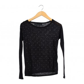 Zara Black Sweater