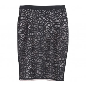 Principles By Ben De Lisi Black Lace Skirt