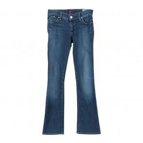 Victoria Beckham Blue Pants