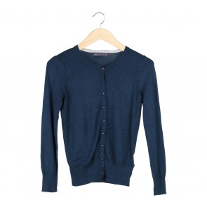 Marks & Spencer Dark Blue Cardigan