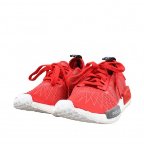 Adidas NMD Runner Women in Red Spiders