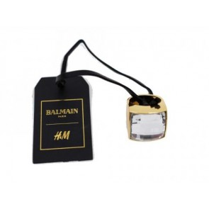 Balmain X H&M Gold Jewellery