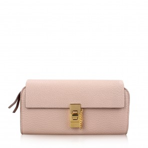 Chloe Pink Portefeuille Wallet
