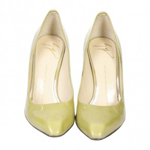 Giuseppe Zanotti Green Heels