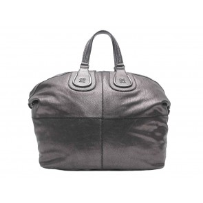 Givenchy Silver Shoulder Bag
