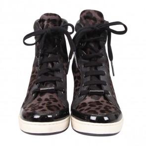 Jimmy Choo Grey Sneakers