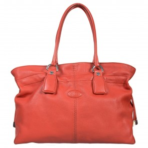Tod´s Red Tote Bag