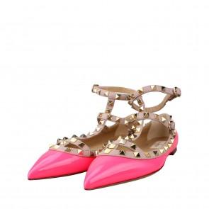 Valentino Pink Flats