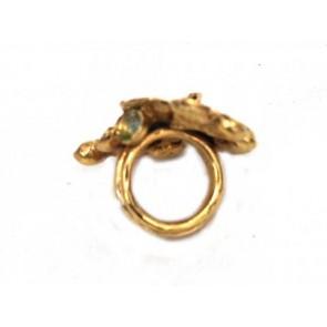 Yves Saint Laurent Gold Jewellery
