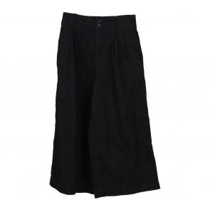 UNIQLO Black Culottes Pants
