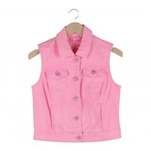 Aeropostale Pink Vest