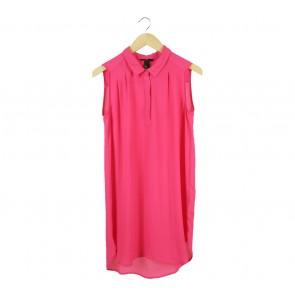 H&M Pink Mini Dress