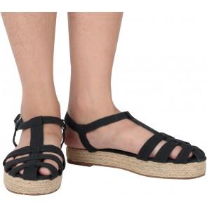 Asos Black Sandals