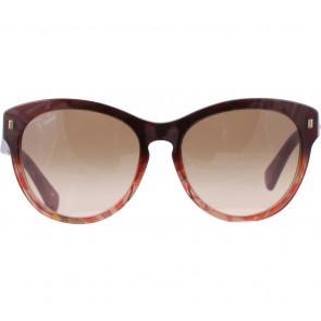 Emilio Pucci Brown Sunglasses