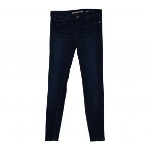 Zara Blue Slim Fit Jeans Pants