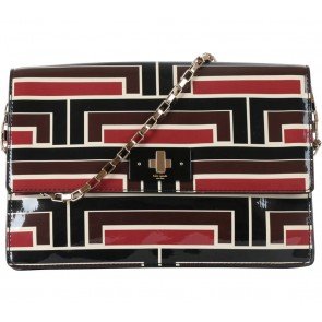 Kate Spade Multi Colour Vintage Clutch