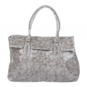 Rachel Zoe Grey Shoulder Bag