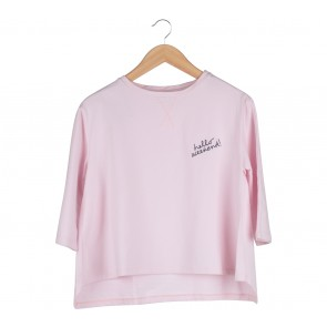 Cotton Ink Pink Sweater