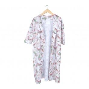Shop At Velvet Multi Colour Butterfly Vest