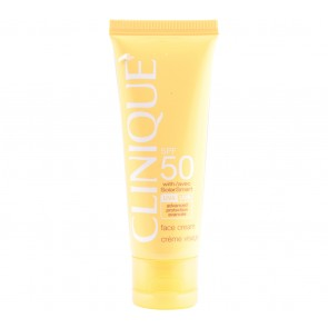 Clinique  Face Cream SPF 50 with/avec Solar Smart Skin Care