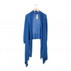 DKNY Blue Cardigan