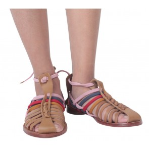 Camper Brown Masala Sandals