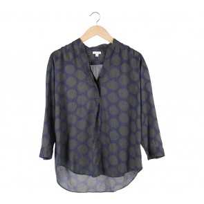 GAP Dark Blue And Dark Green Blouse