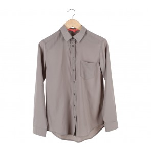 Mango Grey Shirt