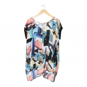 Zara Multi Colour Blouse