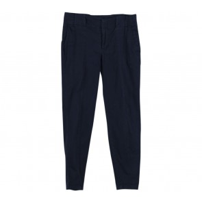 Zara Blue Cotton Pants