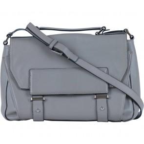Calvin Klein Grey Satchel