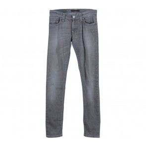 Nudie Jeans Grey Jeans Pants