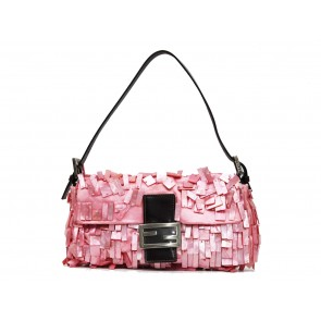 Fendi Pink Shoulder Bag