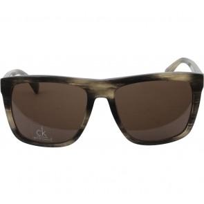 Calvin Klein Brown Sunglasses