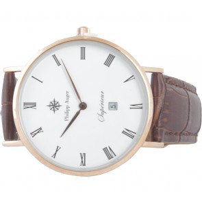 Philipp Auger Brown Superieur Date 5 Watch
