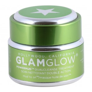 Glamglow  Powermud Dualcleanse Treatment Mud to Oil Skin Care