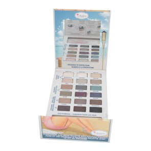 The Balm  Eyeshadow And Brow Palette With Shaping Stencils Sets and Palette