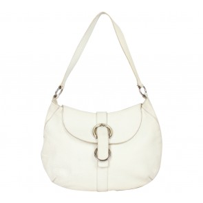 Furla Off White Shoulder Bag