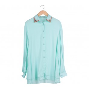 Green Loose Shirt