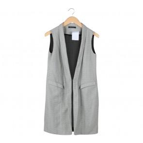 Zhettova Grey Vest