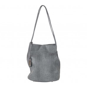 Hush Puppies Grey Shoulder Bag