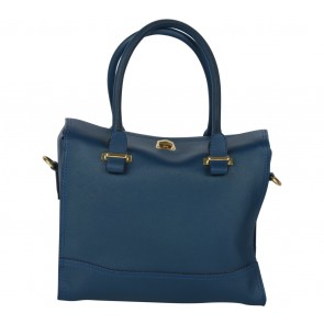Jade Dark Blue Handbag