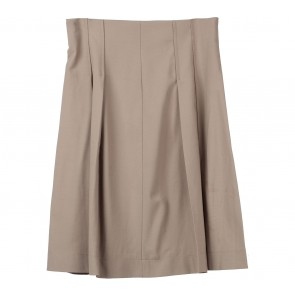 Barneys New York Brown Skirt