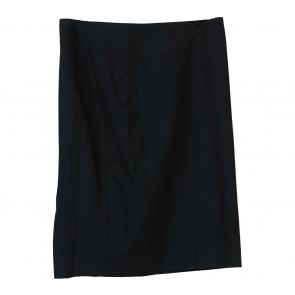 Kenneth Cole Dark Green Skirt