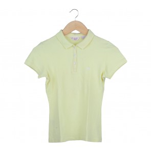 Penguin Yellow Polo T-Shirt