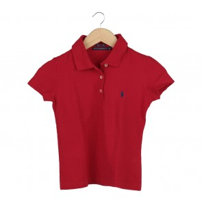Polo Red Polo T-Shirt