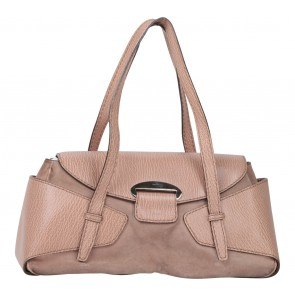 Tod´s Brown And Pink Shoulder Bag