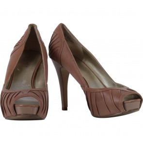 Nine West Brown Heels